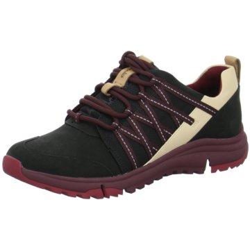 Clarks Outdoor Schuh schwarz
