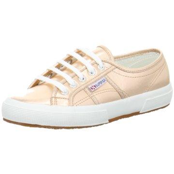 Superga Sneaker LowCOTMETU gold