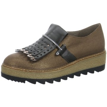 Tamaris Hochfront SlipperBadam braun