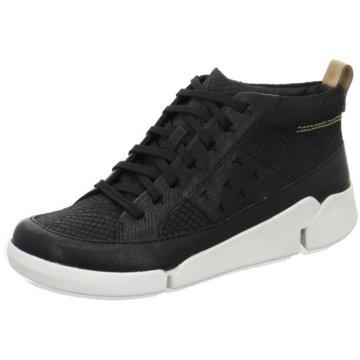Clarks Sneaker HighTri Amber schwarz