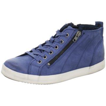 Tamaris Sneaker HighTama blau