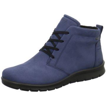 Ecco Komfort StiefeletteBabett Boot blau