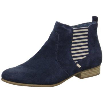 Tamaris Chelsea Boot1-1-25307-26 blau