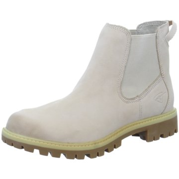 Tamaris Chelsea Boot beige