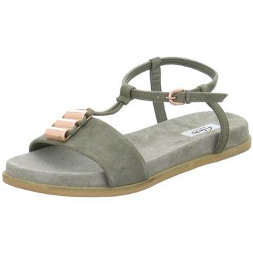 Clarks Sandale grau