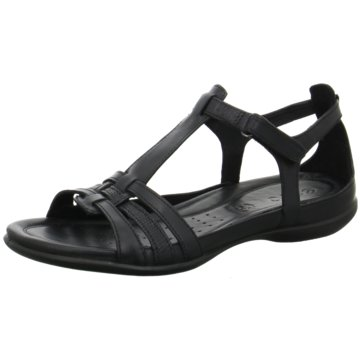 Ecco Komfort SandaleFlash schwarz