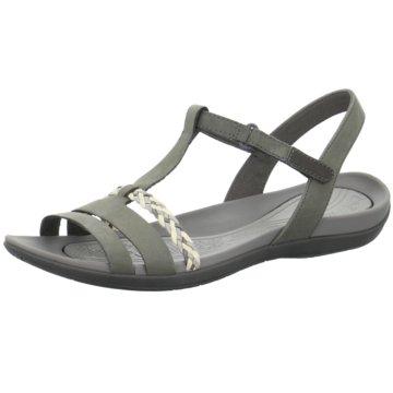 Clarks Komfort SandaleTealite Grace grau