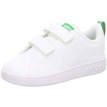 adidas Klettschuh weiß