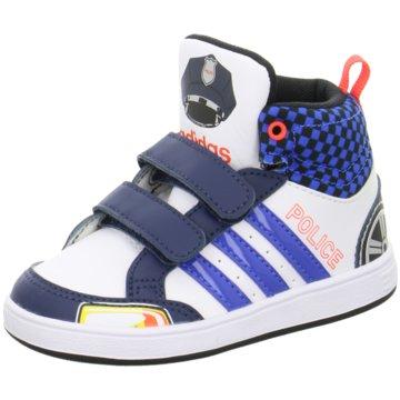 adidas Sneaker HighHOOPS CMF MID INF blau