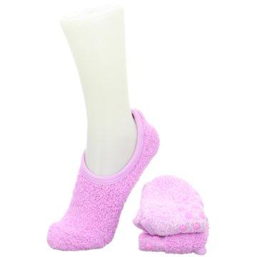 Camano Wintersocken pink