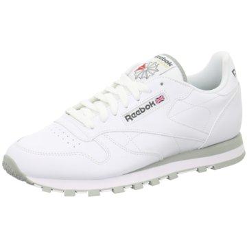 Reebok Sneaker LowCL LTHR weiß