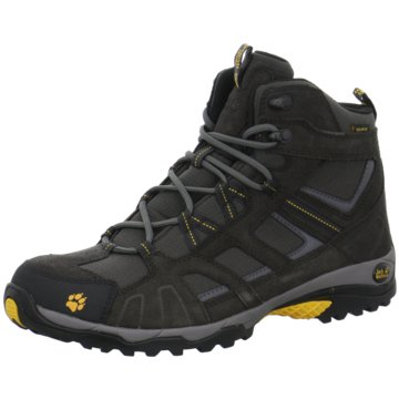 JACK WOLFSKIN Outdoor SchuhVojo Hike Mid Texapore Men grau