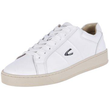 camel active Sneaker Low weiß