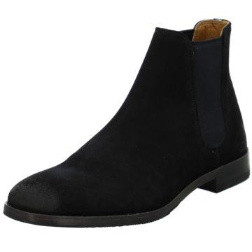 Gordon & Bros Chelsea Boot schwarz