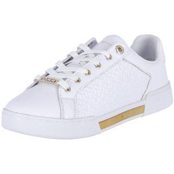 Tommy Hilfiger SneakerMonogram elevated weiß
