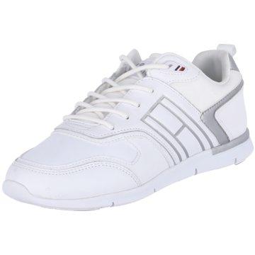 Tommy Hilfiger Sneaker LowMetallic Lightweight weiß