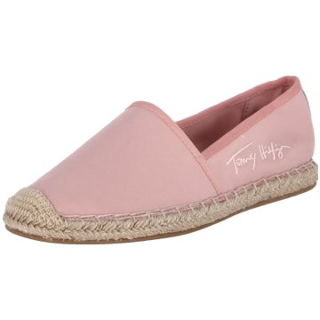 Tommy Hilfiger Slipper rosa