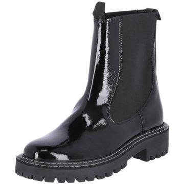 FRÄULEIN FRIDA Chelsea Boot schwarz