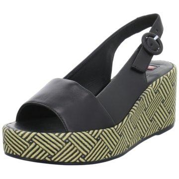 Högl Top Trends Sandaletten schwarz