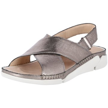 Clarks Sandale silber