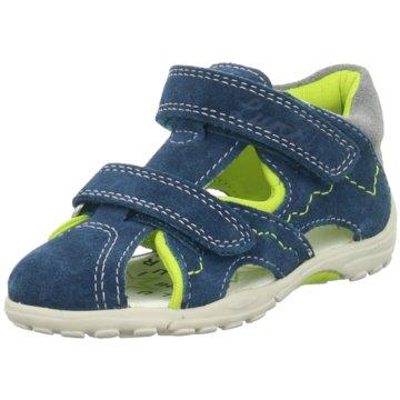 Lurchi Sandale blau