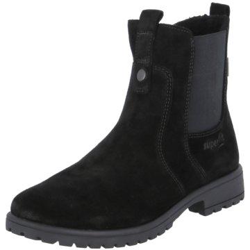 Superfit Chelsea Boot schwarz