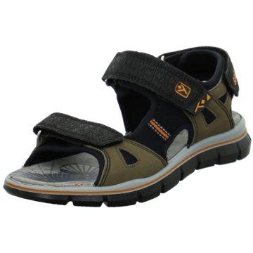 Imac Offene Schuhe grün