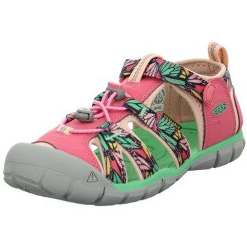 Keen Offene Schuhe pink