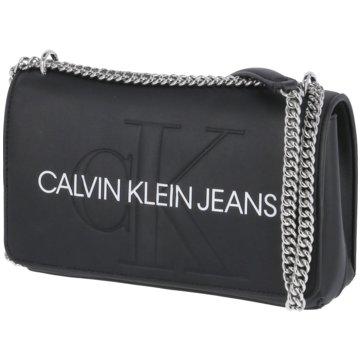 Calvin Klein Taschen DamenEw Flap Convertible schwarz