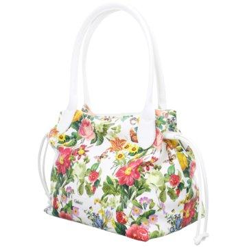 Gabor Taschen DamenGranada Spring Shopper weiß