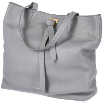 Coccinelle Taschen Damen grau