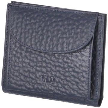 Voi Leather Design Geldbörsen & Etuis blau