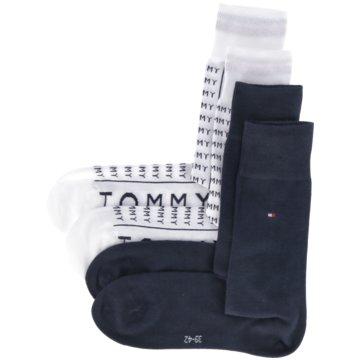 Tommy Hilfiger Socken blau