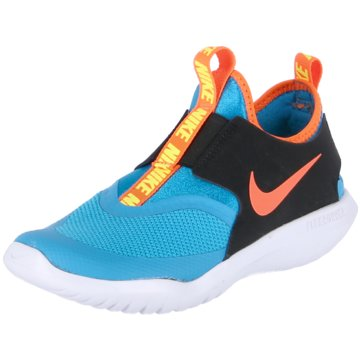 Nike Sneaker LowNike Flex Runner - AT4663-405 blau