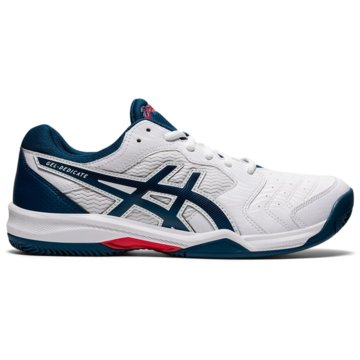 asics OutdoorGEL-DEDICATE  6 CLAY - 1041A080-104 weiß