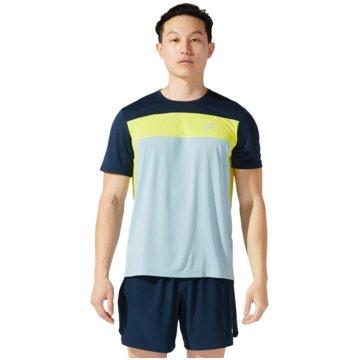asics T-ShirtsRACE SS TOP - 2011A781-104 blau
