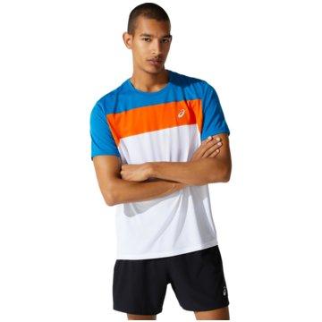 asics T-ShirtsRACE SS TOP - 2011A781-105 weiß