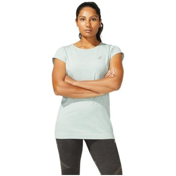 asics T-ShirtsRACE SEAMLESS SS - 2012A786-021 grau