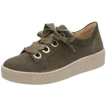 Gabor Sneaker Low grün