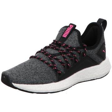 Puma Sneaker LowNRGY Neko Knit Women schwarz