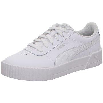 Puma Sneaker World weiß