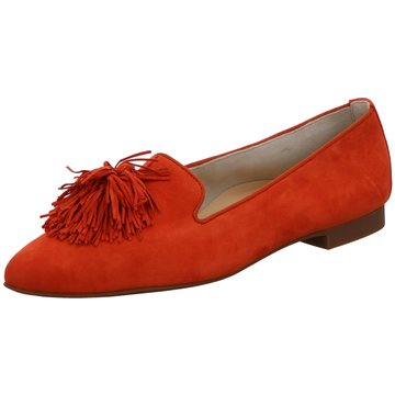 Paul Green Klassischer Slipper2376 rot