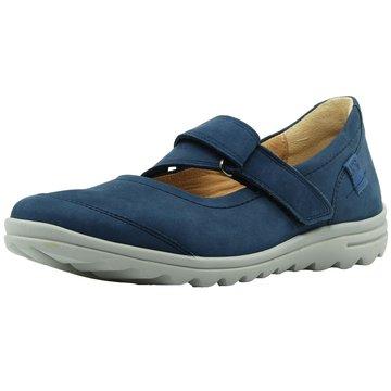 Hartjes Komfort Slipper blau