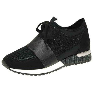 La Strada SneakerSneaker with strap schwarz