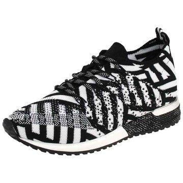 timeless design 53e4e 316a6 La Strada Sneaker schwarz