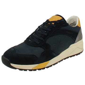 Allrounder Sportlicher SchnürschuhSneaker blau