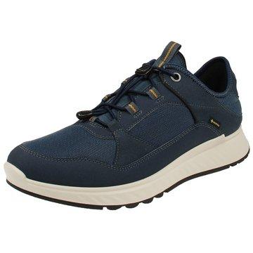 Ecco Sneaker LowECCO EXOSTRIDE M blau