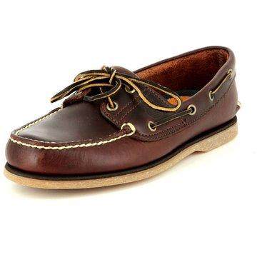 Timberland Bootsschuh2-Eye Boat Shoe braun