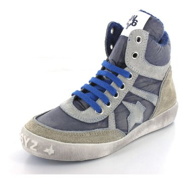 Naturino Sneaker High grau