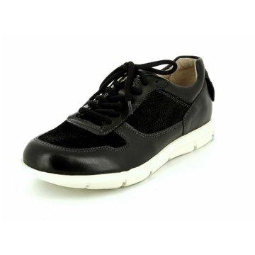 Birkenstock Sportlicher Schnürschuh schwarz